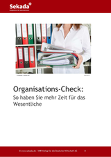 "Gratis-Download ""Organisationscheck"""